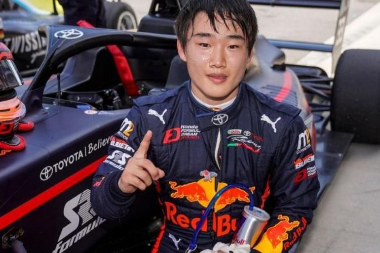 Yuki Tsunoda será piloto da AlphaTauri em 2021 na Formula 1 (Foto: Reprodução)