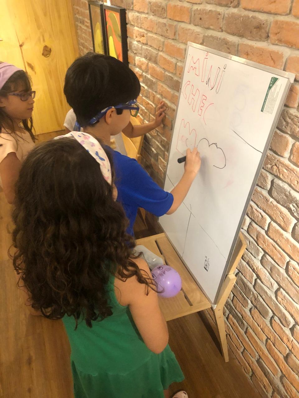 Crianças tem uma maior facilidade de apreender as características da mente empreendedora