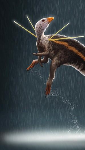 O Ubirajara é uma nova espécie de dinossauro que traz características peculiares, como as
