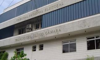 FACHADA DO TRIBUNAL REGIONAL ELEITORAL DO CEARÁ. (TRE-CE)