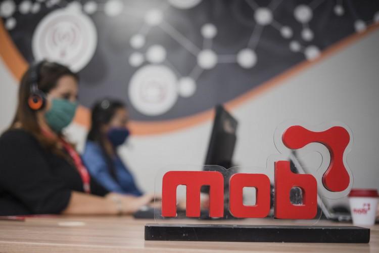 As vagas são para o primeiro trimestre de 2021 (Foto: Divulgação/Mob Telecom)