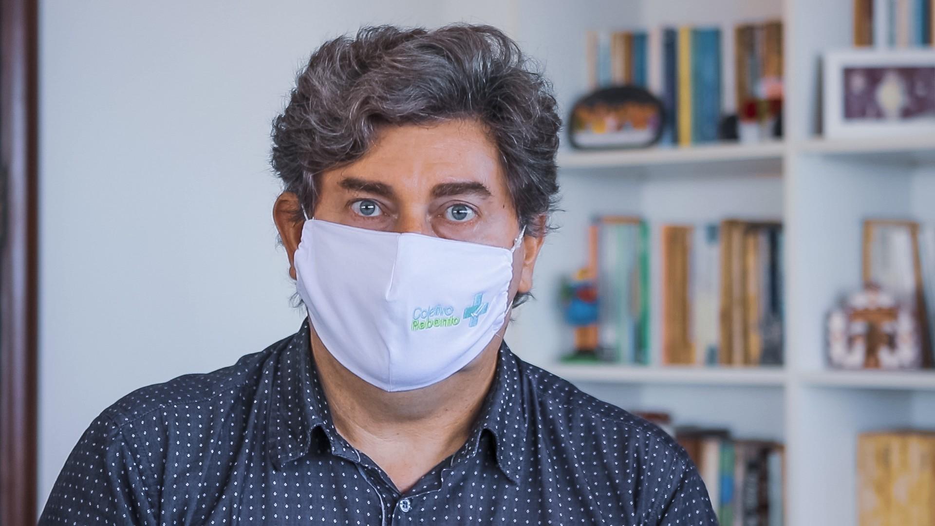 Roberto da Justa, médico infectologista