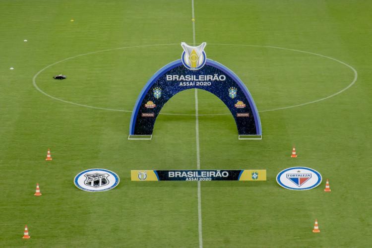 Ceará e Fortaleza brigam por objetivos distintos na reta final da Série A (Foto: Aurelio Alves)