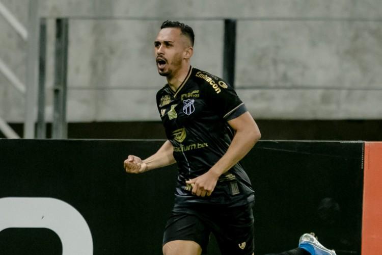 Ceará tem 30 pontos conquistados nos confrontos contra os times da parte de baixo da tabela (Foto: Aurelio Alves)