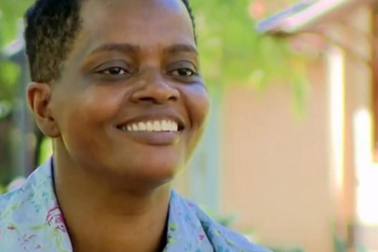 Desde os 8 anos, Madalena vivia em condições análogas à escravidão   (Foto: Reprodução TV Globo)