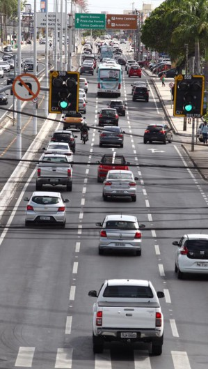 O seguro cobre vítimas de acidentes de trânsito (Foto: Fabio Lima)