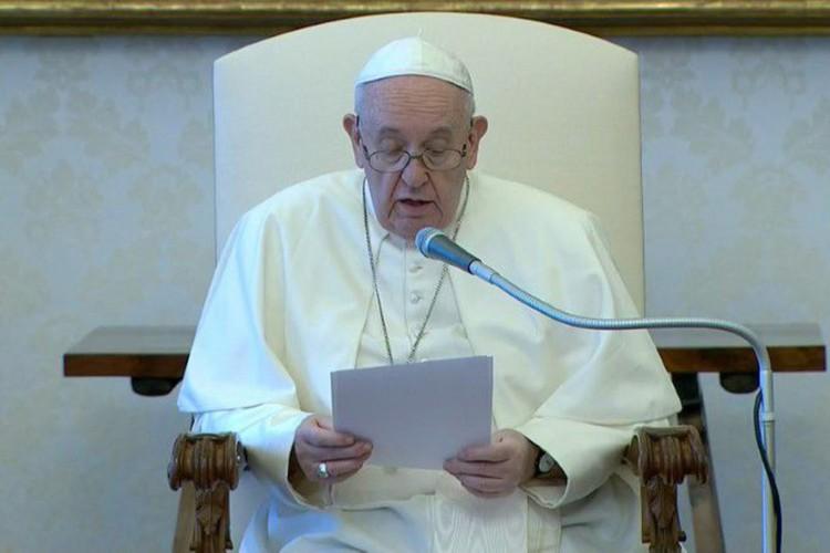 Papa defende que países compartilhem vacinas contra covid-19 (Foto: )