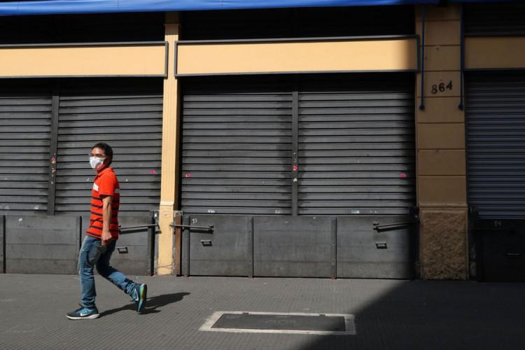 São Paulo fecha comércio e restaurantes durante festas de fim de ano (Foto: )