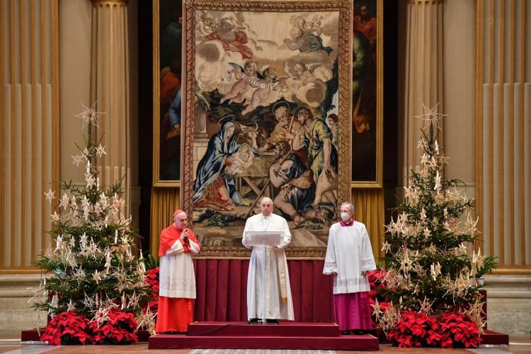O Vaticano esclareceu pontos sobre união entre pessoas do mesmo sexo e classificou como pecado  (Foto: VATICAN MEDIA / AFP)