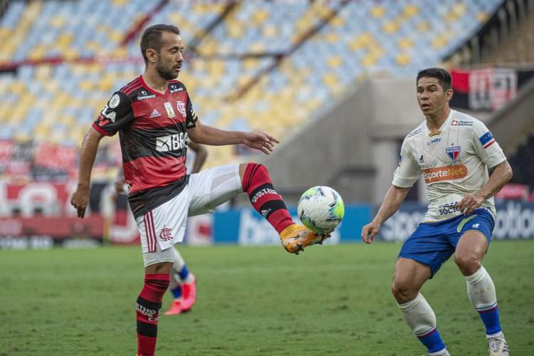 Brasileiro: no reencontro de Ceni com Fortaleza, Flamengo quer vitória (Foto: )