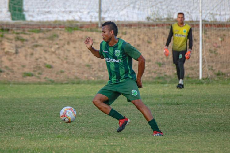 Vitória simples garante o Floresta na próxima fase da Série D nacionaç (Foto: Ronaldo Oliveira / Floresta EC)