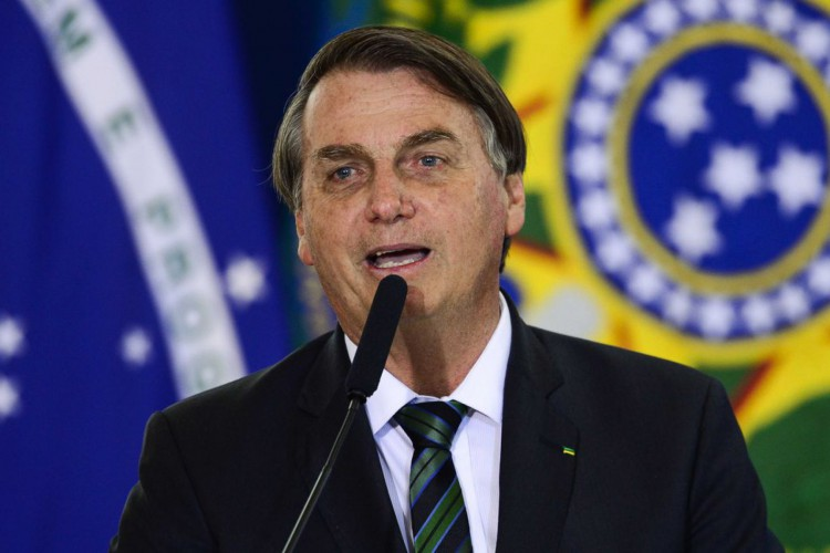 O presidente Jair Bolsonaro   (Foto: Marcelo Camargo/Agência Brasil)