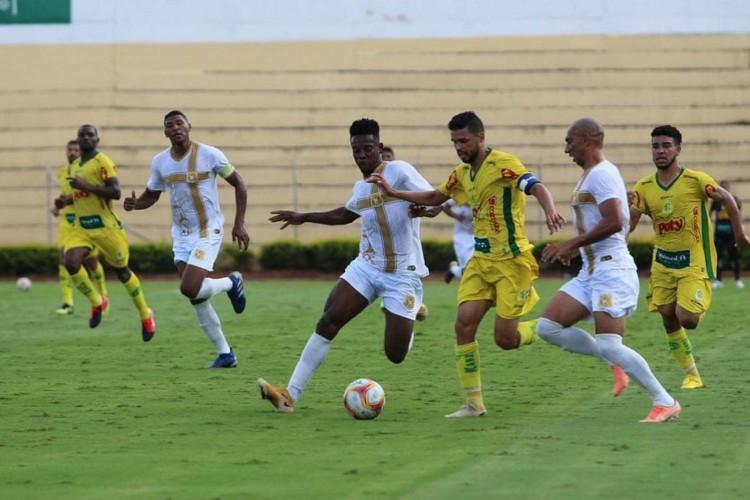 Série D: com boa vantagem, Mirassol-SP reencontra Brasiliense-DF (Foto: )