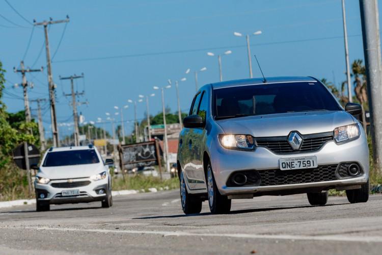 Pandemia impacta vendas de veículos novos (Foto: JÚLIO CAESAR)