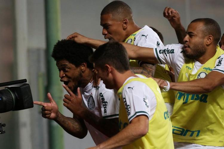 Palmeiras vence o América em Minas e é finalista da Copa do Brasil (Foto: Cesar Greco)