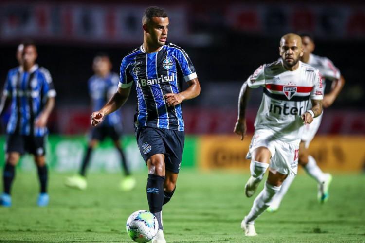 Grêmio segura São Paulo no Morumbi e vai à final da Copa do Brasil (Foto: )