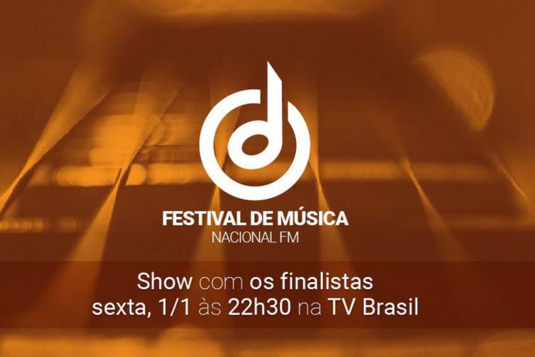 Festival de Música Nacional FM (Foto: Arte EBC/Rádio Nacional FM)