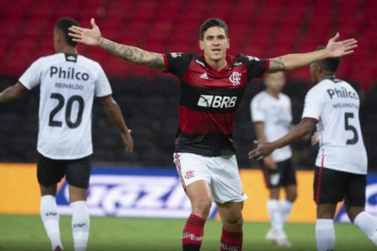 Flamengo tem sequência no Maracanã para seguir na briga pelo título do Brasileirão; confira quando será o próximo jogo (Foto: Divulgação/ Flamengo)