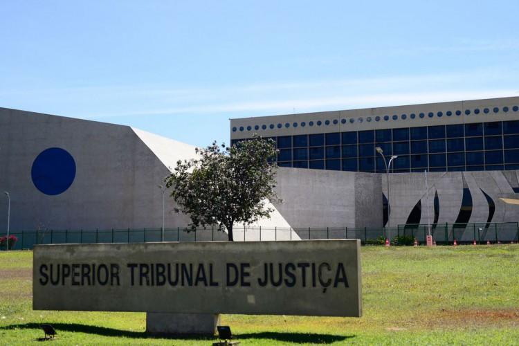 .Fachada do edifício sede do  Superior Tribunal de Justiça (STJ) (Foto: Marcello Casal JrAgência Brasil)