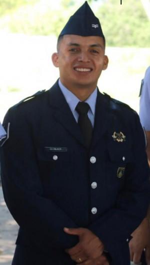 O ex-militar da Força Aérea estava atuando como motorista de aplicativo quando foi morto por assaltantes  (Foto: arquivo pessoal )