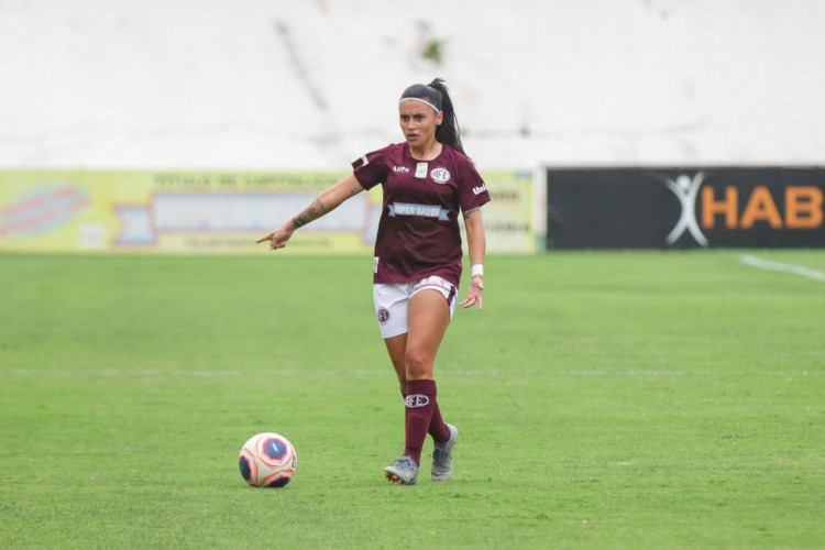 Futebol Feminino: Palmeiras contrata meio-campista Rafa Andrade (Foto: )