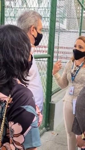José Sarto (PDT) visita possíveis pontos de vacinação contra Covid-19 em Fortaleza (Foto: Instagram)