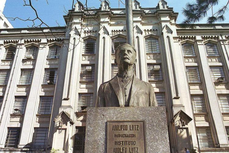 Adolf Lutz (Foto: Governo do estado de São Paulo)