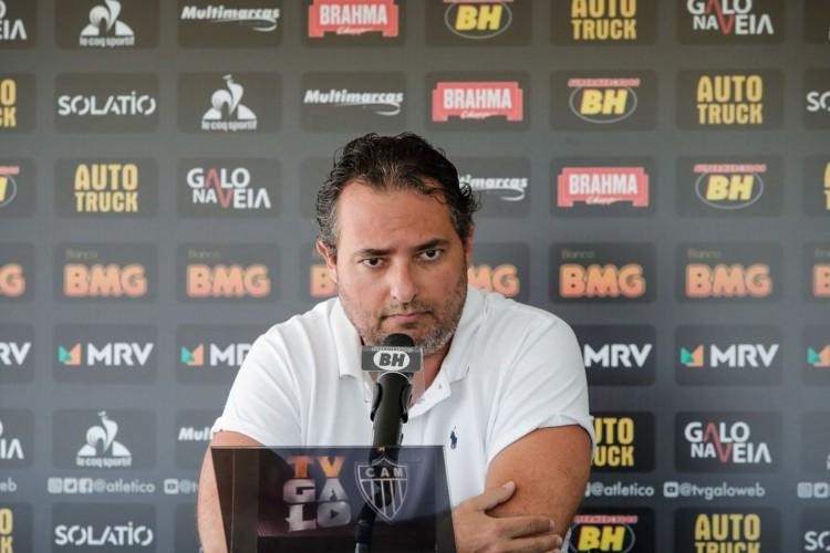 Atlético Mineiro rescinde com diretor de futebol Alexandre Mattos (Foto: BRUNO CANTINI)
