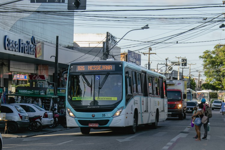 Os veículos serão disponibilizados para as linhas de maior demanda de passageiros nos terminais de integração. (Foto: Aurelio Alves)