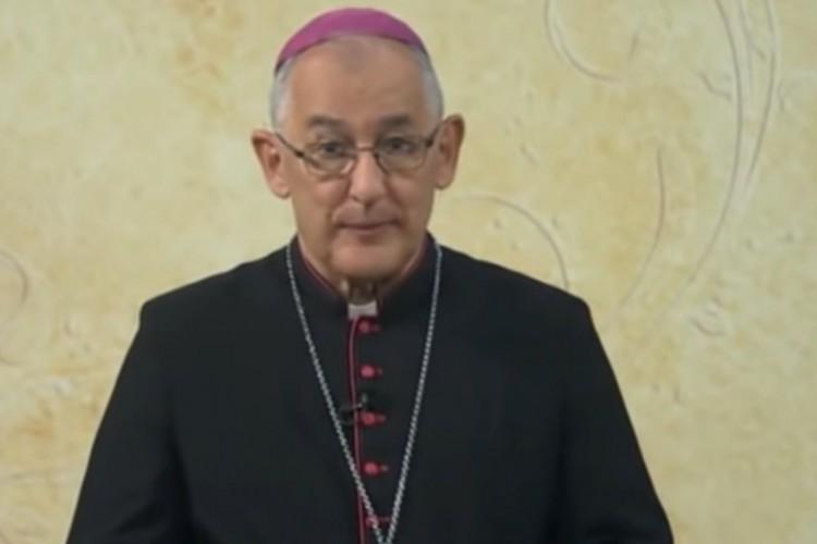 Arcebispo dom Alberto Taveira Corrêa gravou vídeo no qual se defende, sem citar diretamente o caso (Foto: REPRODUÇÃO/VÍDEO)