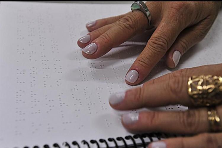 Dia Mundial do Braile chama atenção para inclusão na escrita e leitura (Foto: )