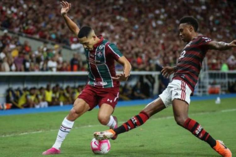 Flamengo e Fluminense se enfrentam no Maracanã pelo Brasileirão; confira onde assistir ao vivo à transmissão do jogo (Foto: Divulgação/Lucas Merçon)