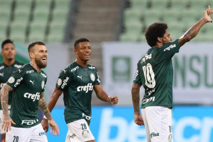 Palmeiras enfrenta o São Caetano hoje, pelo Campeonato Paulista 2021; você pode assistir ao vivo à transmissão do jogo pela TV por assinatura (Foto: Cesar Greco / Palmeiras)