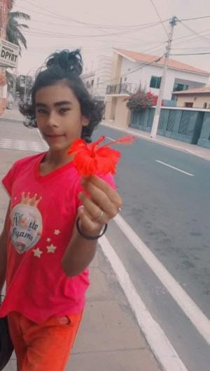 Keron Ravache vítima de espancamento tinha 13 anos (Foto: arquivo pessoal )