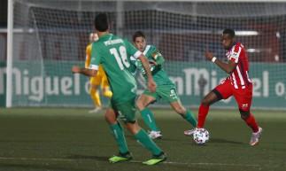 O Atletico de Madri foi eliminado pelo Cornellá na Copa do Rei