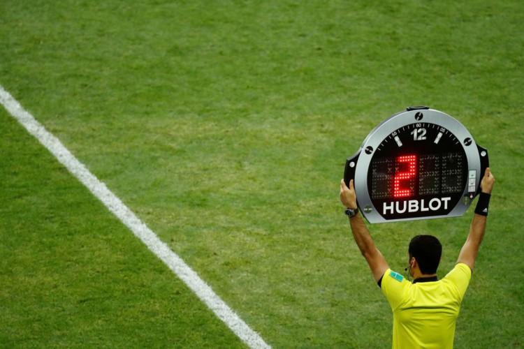 Fifa testará substituição por concussão durante o Mundial de Clubes (Foto: )