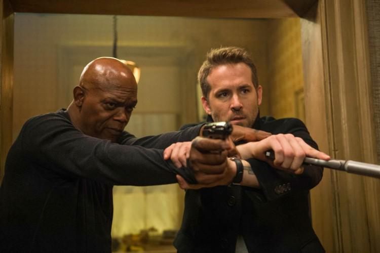 """""""Dupla Explosiva"""" é o filme da Tela Quente de hoje, segunda-feira, 11 de janeiro (11/01) (Foto: Jack English/ Metropolitan FilmExport)"""