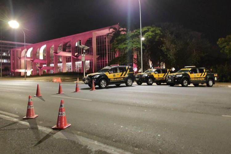 Departamento de Trânsito do Distrito Federal lança, na próxima quarta-feira (16), a Operação Boas Festas a fim de proporcionar mais segurança nas vias do DF (Foto: Divulgação/DETRAN-DF/Direitos Reservados)