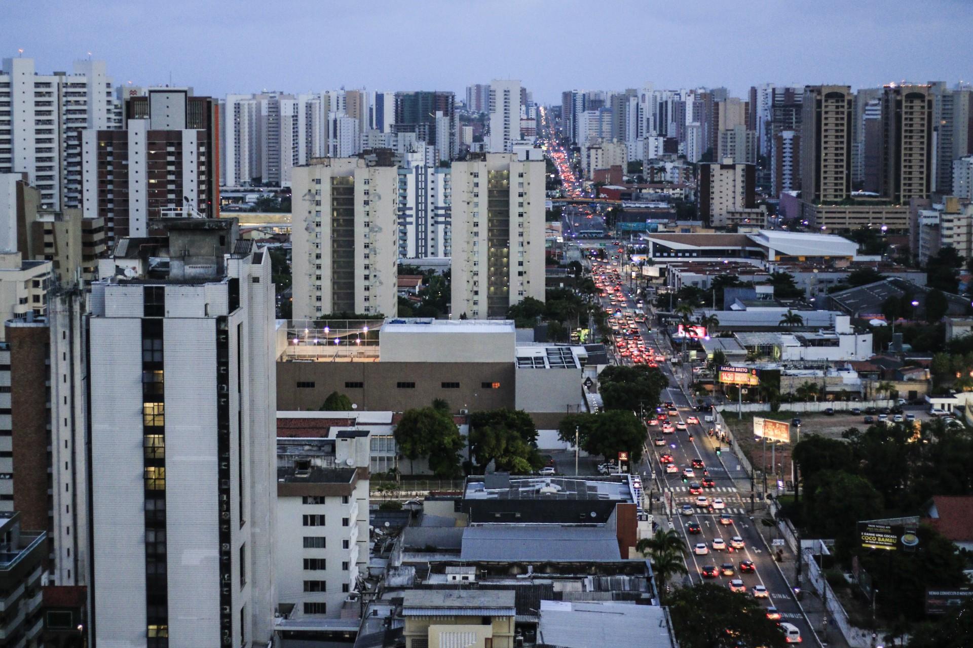 Em 2020, o Valor Geral de Vendas (VGV) na grande Fortaleza cresceu 5%, em relação ao ano anterior. Para este ano, a expectativa é de alta de 10%, segundo Sinduscon CE