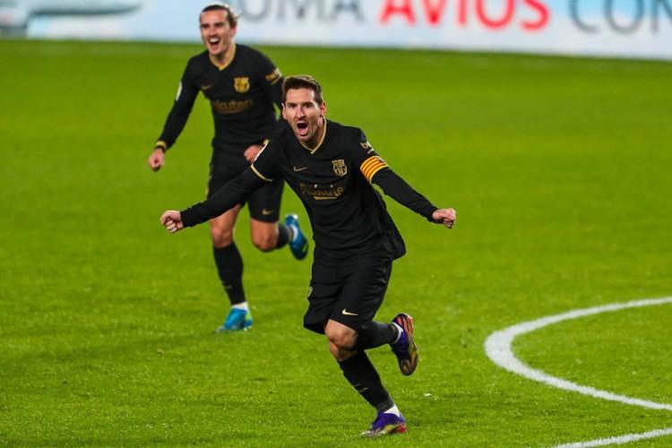 Lionel Messi deve permanecer no Barcelona por mais cinco temporadas (Foto: FC Barcelona/ Twitter)