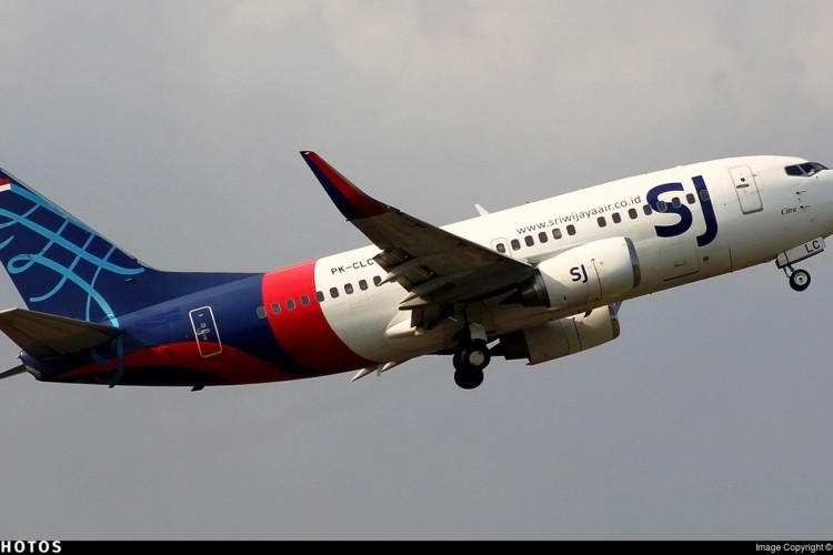 As autoridades da Indonésia perderam contato com o voo 'SJY 182' na madrugada deste sábado, 9, no horário de Brasília (Foto: Reprodução/ Flightradar24)