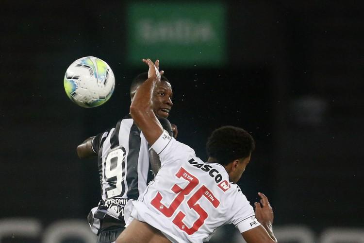 Vasco e Botafogo fazem o Clássico da Paz no São Januário (Foto: Vitor_Silva)