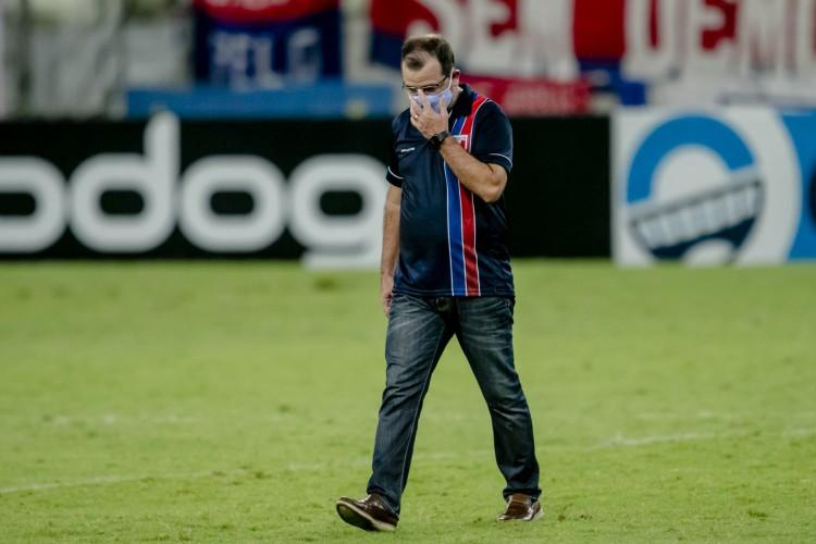 Técnico do Leão terá o retorno de dez atletas que cumpriram isolamento social devido a Covid-19 (Foto: Aurelio Alves)