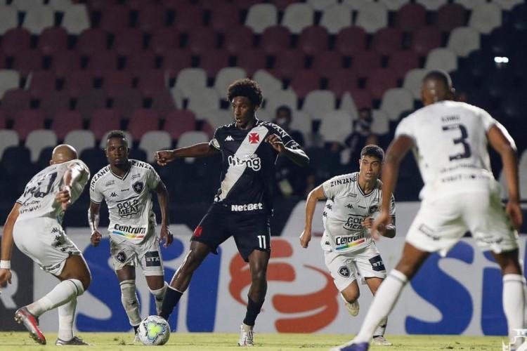 São Januário recebe hoje o jogo entre Vasco e Botafogo, pelo Carioca 2021; você pode assistir à transmissão ao vivo por pay-per-views (Foto: Rafael Ribeiro/ Vasco)