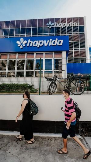Com alta de 12,52%, Hapvida teve o segundo melhor desempenho na B3 em janeiro (Foto: Aurélio Alves)