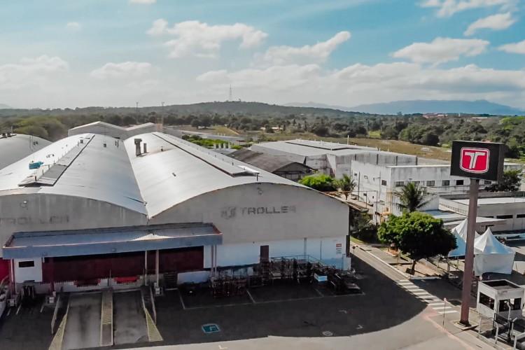 Fábrica da Troller em Horizonte, Ceará, fechará no fim de 2021 (Foto: Júlio Caesar)