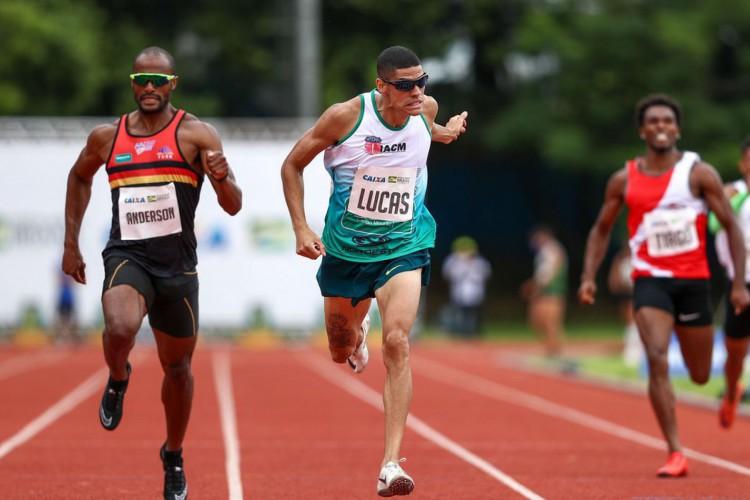 Atletismo: Copa Brasil Caixa de Marcha Atlética abre temporada (Foto: WAGNER CARMO/ECP)