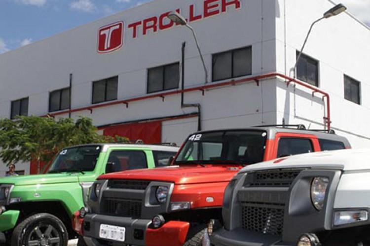 A fábrica da Troller no Ceará existe desde 1995 e foi reinaugurada em 2014 (Foto: Divulgação/Troller)