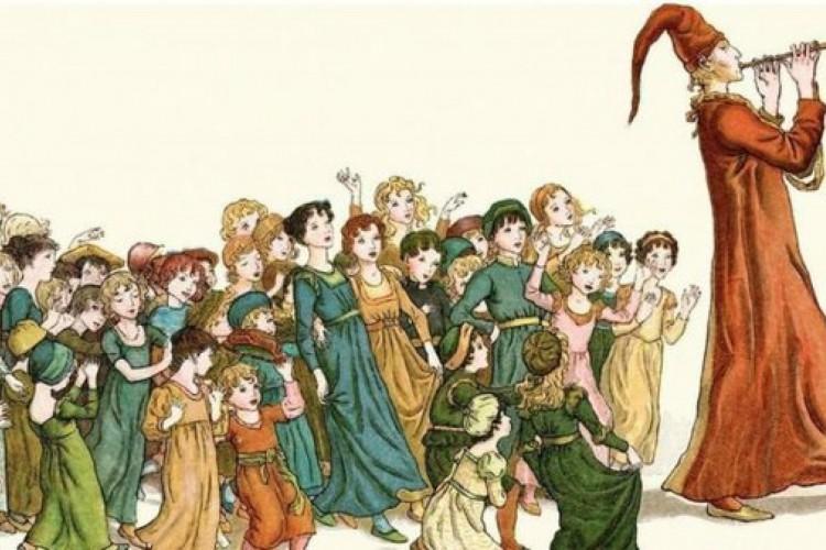 O Flautista de Hamelin é um conto folclórico originado na era medieva (Foto: Getty Images / BBC)