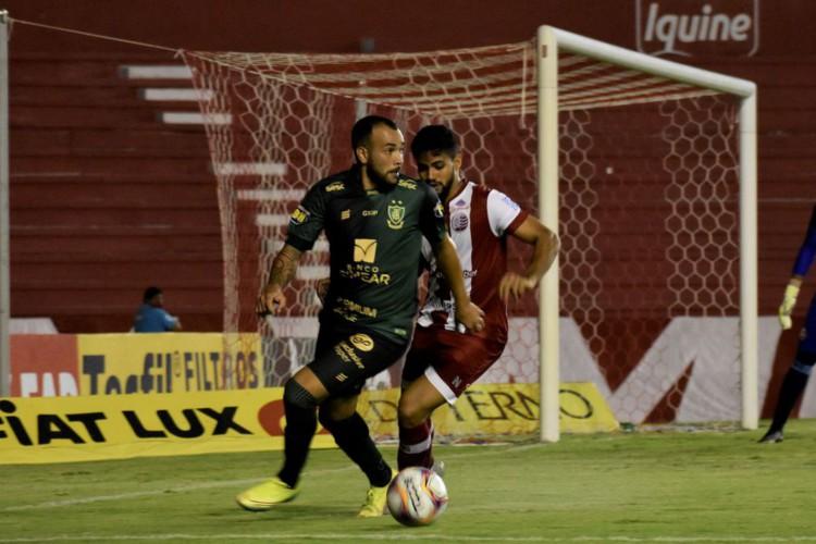 América-MG garante acesso à Série A do Brasileiro (Foto: )